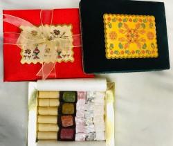 üçyıldız şekerleme - Yılbaşı Paketi- Bol Lokumlu